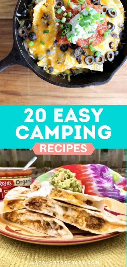 20 Easy Camping Recipes