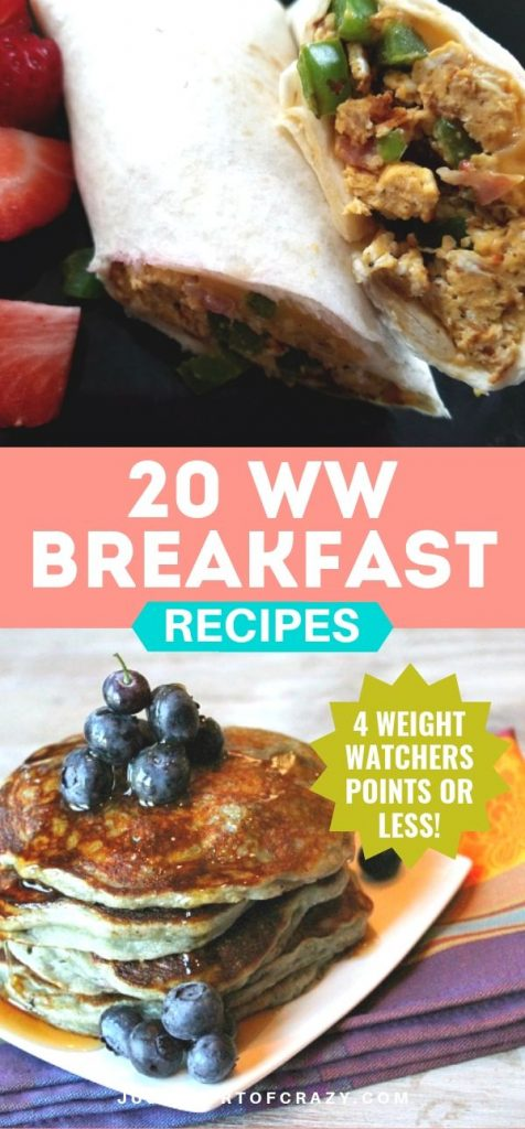 20 WW Breakfast Recipes