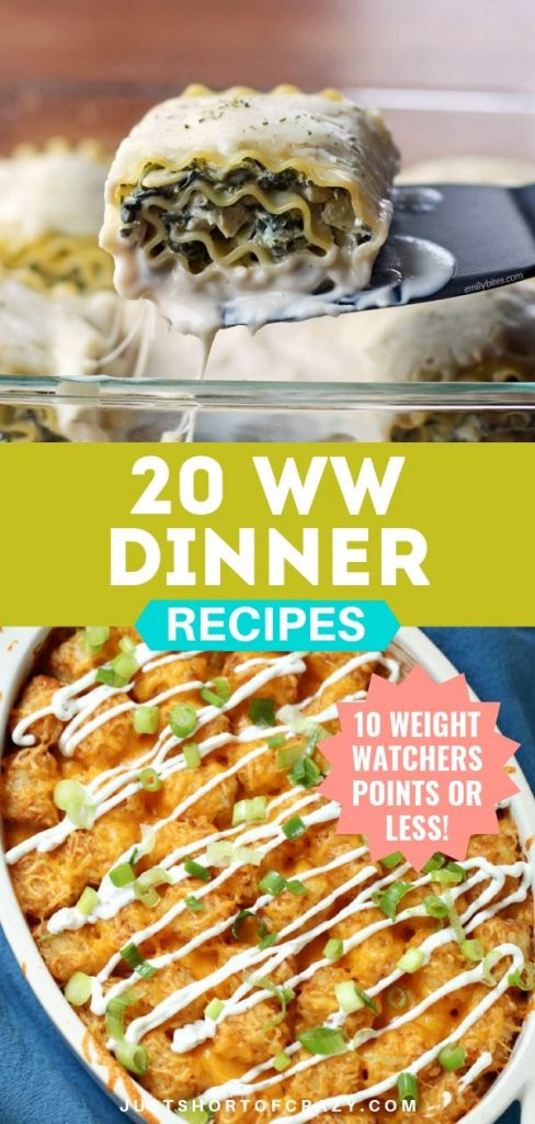 20 WW Dinner Recipes