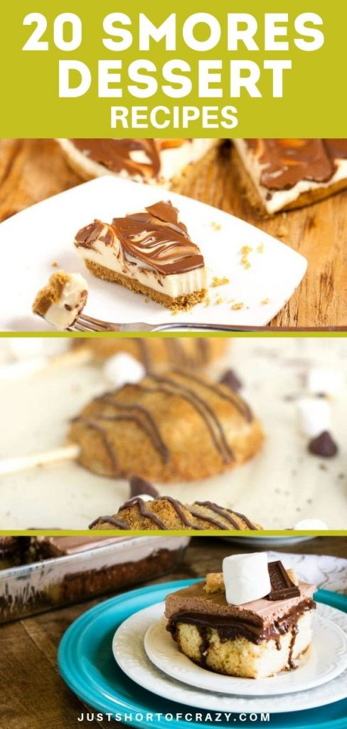 20 smores dessert recipes