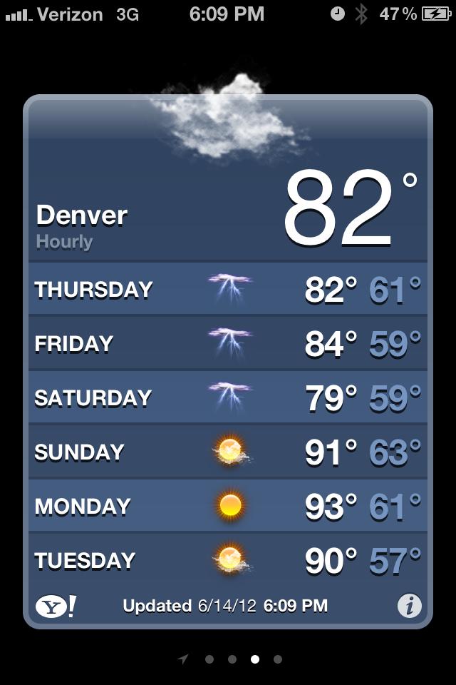Denver Summer Travel Tips