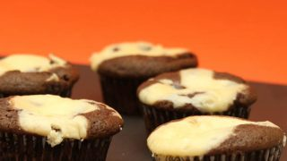 Chocolate Cheesecake Cupcakes Recipe