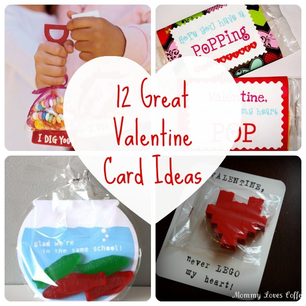 12 Cute Valentines Day Cards Just Short of Crazy – Cute Kids Valentines Cards