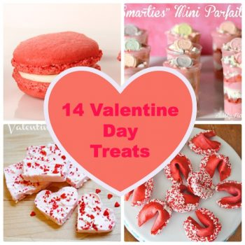Valentine Day Treats