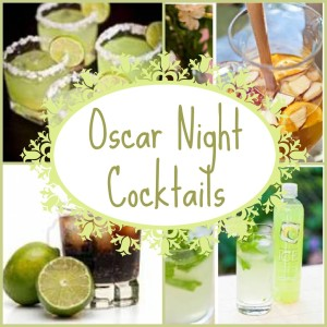 Oscar Night Cocktails