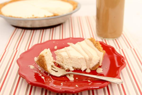 ID Iced Coffee Cheesecake