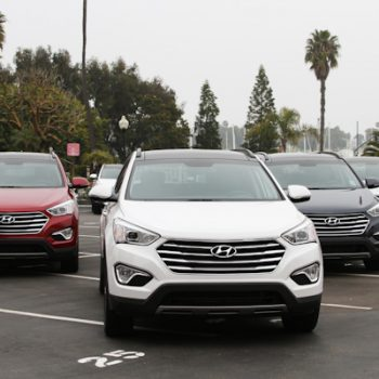 Driving The New Hyundai #SantaFe