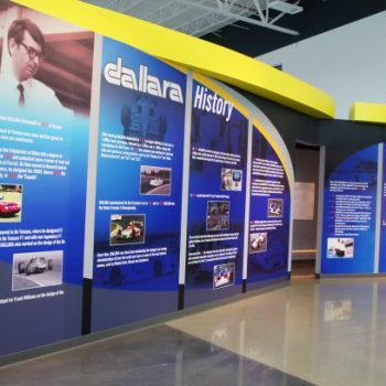 Dallara Car Factory
