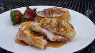 Strawberry Cream Cheese French Toast | Recipe