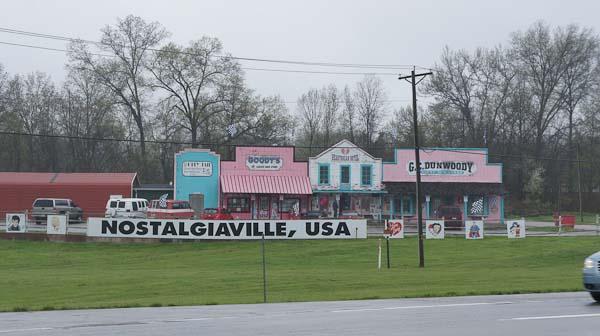 Nostalfiaville, USA