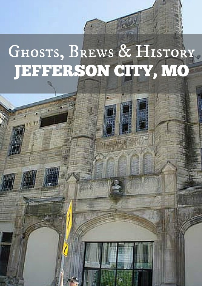 Jefferson City, Missouri is not just the state capital. This quaint city houses local breweries, great food, amazing culture, and an inside look at history!