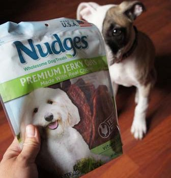 Nudges Puppy Treats