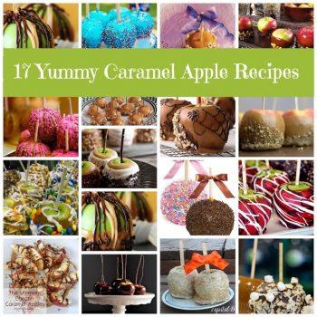 Caramel Apple Recipes
