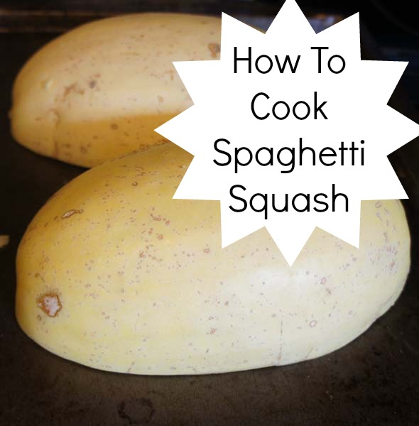 Cook Spaghetti Squash easily with our simple tutorial to add to one of our favorite spaghetti squash recipes shown here. Tons of healthy gluten-free ideas!