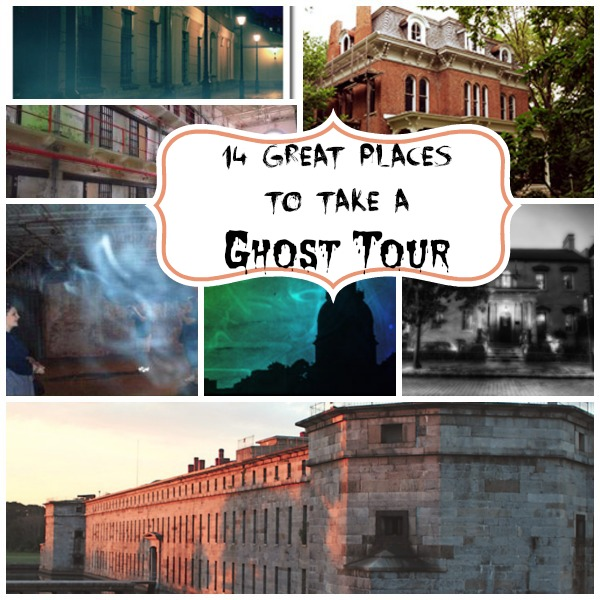haunted travel