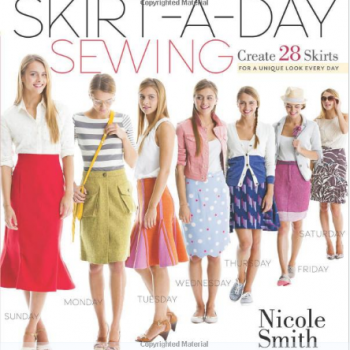Skirt-A-Day Sewing Book Review