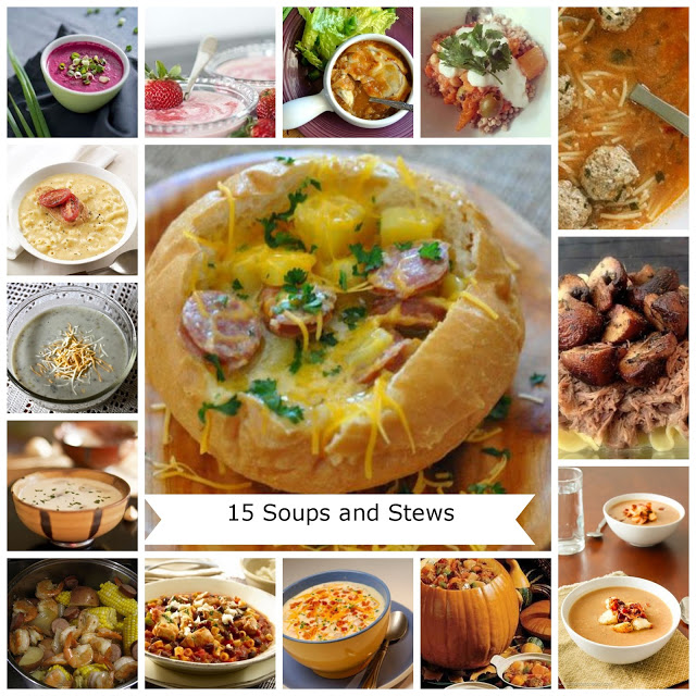 The Perfect Soups & Stews For Fall