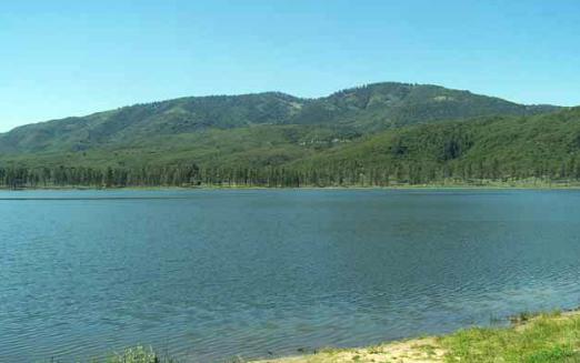 Lake hemet, ca