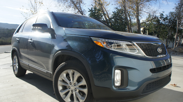driving the kia sorento just short of crazy. Black Bedroom Furniture Sets. Home Design Ideas