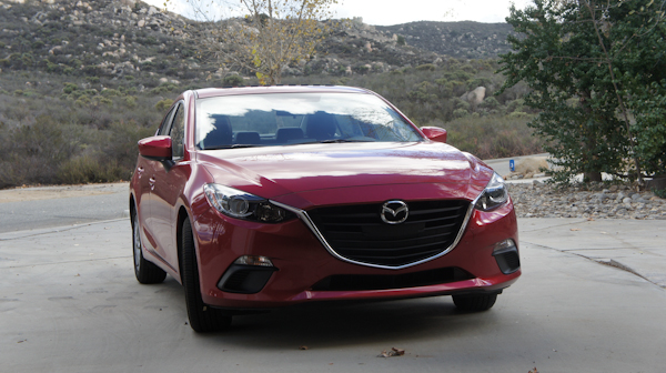 Zoom Zoom with the Mazda3
