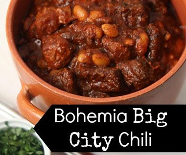 bohemia big city chili recipe