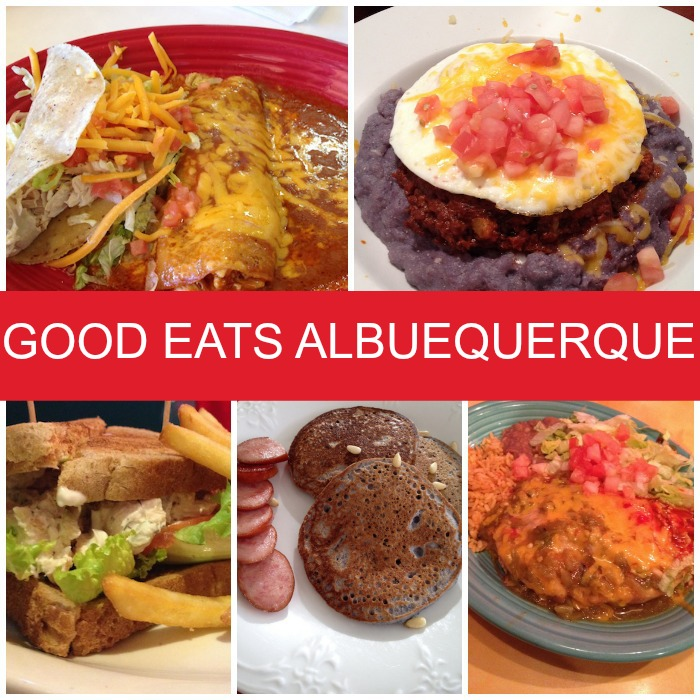 GOOD EATS ALBUQUERQUE