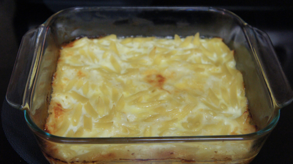 lactose free mac & cheese