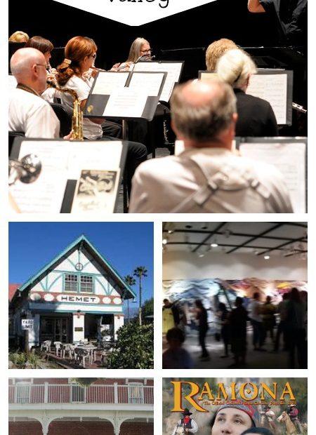 Arts & Culture in San Jacinto CA