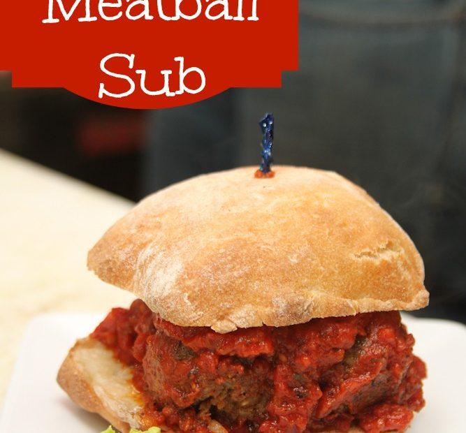 Vegan Meatball Sub Recipe