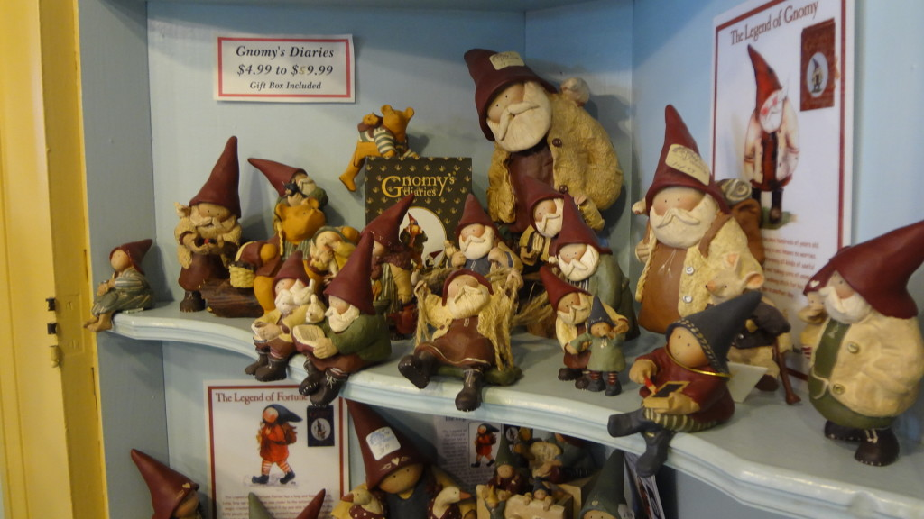 Catalpa Gnome collectables