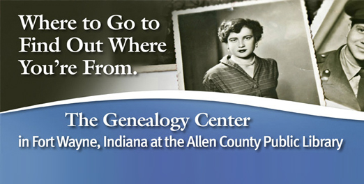 Genealogy Center Fort Wayne