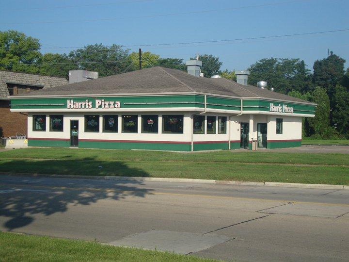 Harris Pizza Davenport