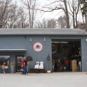 American Pickers, whiskey & fun in charming Le Claire, IA