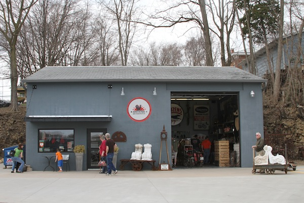 American pickers whiskey fun in charming le claire ia for American garage builders