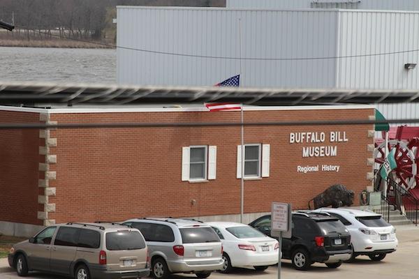 Buffalo Bill Museum Le Claire, IA