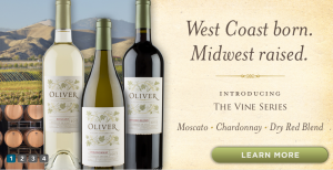 Oliver Winery Vine Series
