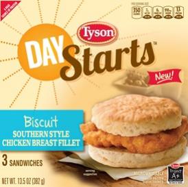 Tyson Day Starts #BetterBreakfast