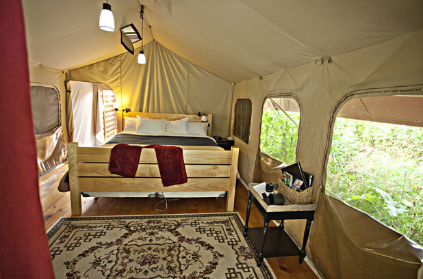 glamping destinations