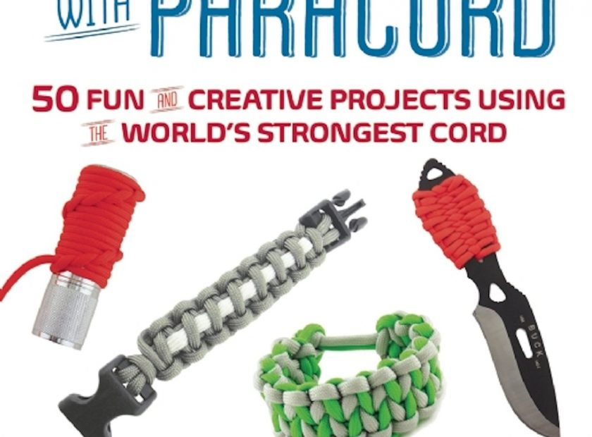 Crafting with Paracord Book Review