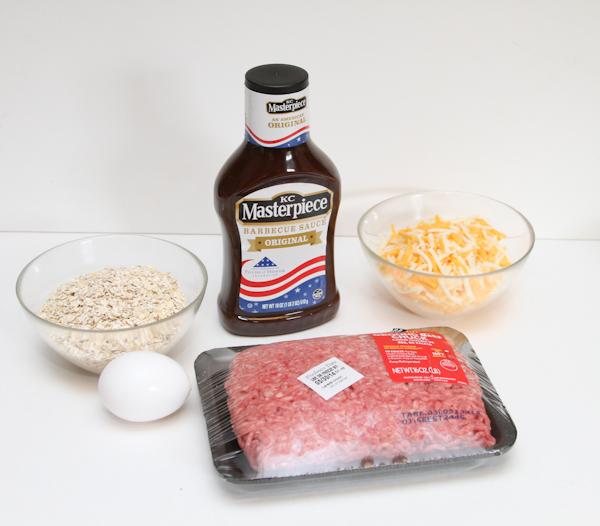 JustShortofCrazy Mini BBQ Meatloaf Recipe