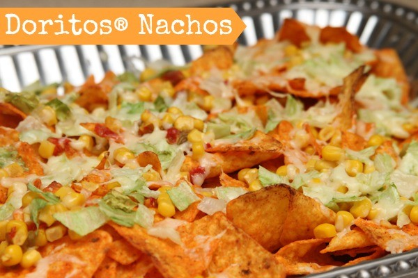 Doritos Nachos Recipe…you're welcome