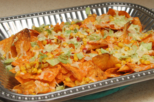 DORITOs Nachos Recipe will wow your guests