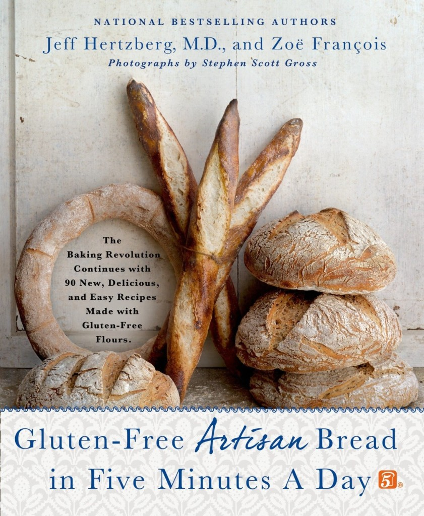 Gluten Free Artisan Bread in Five Minutes a Day