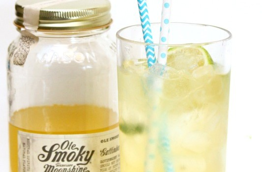 Pineapple Mojitos With Ole Smoky Tennessee Moonshine