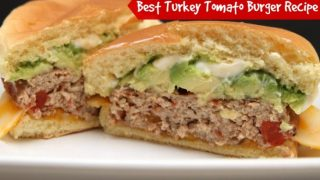 The Best Turkey Burger Recipe Only 2 WW Points