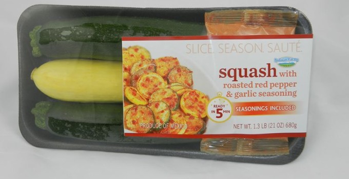 Baloian Farms Squash Kits & $50 Flash Giveaway