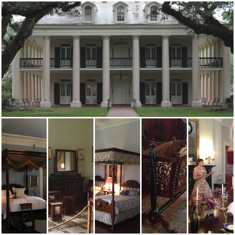 A Tour And Overnight Stay At Oak Alley Plantation Just Short Of Crazy