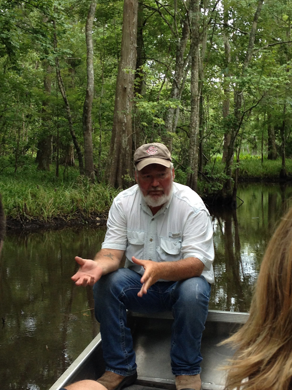 Swamp Tour Louisiana