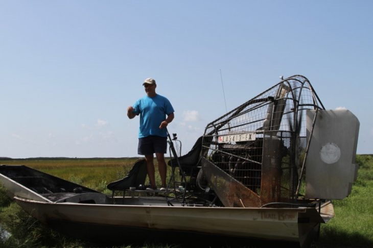 Airboats & Alligators is a fun excursion while visiting Lake Charles, LA
