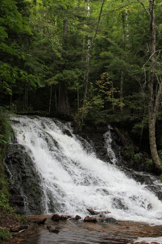 Marquette Waterfall